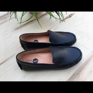 UMI Boys Black Dress Shoe NWT